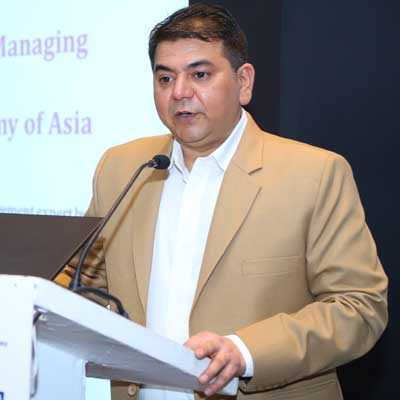Dr. Amit Chakrapani